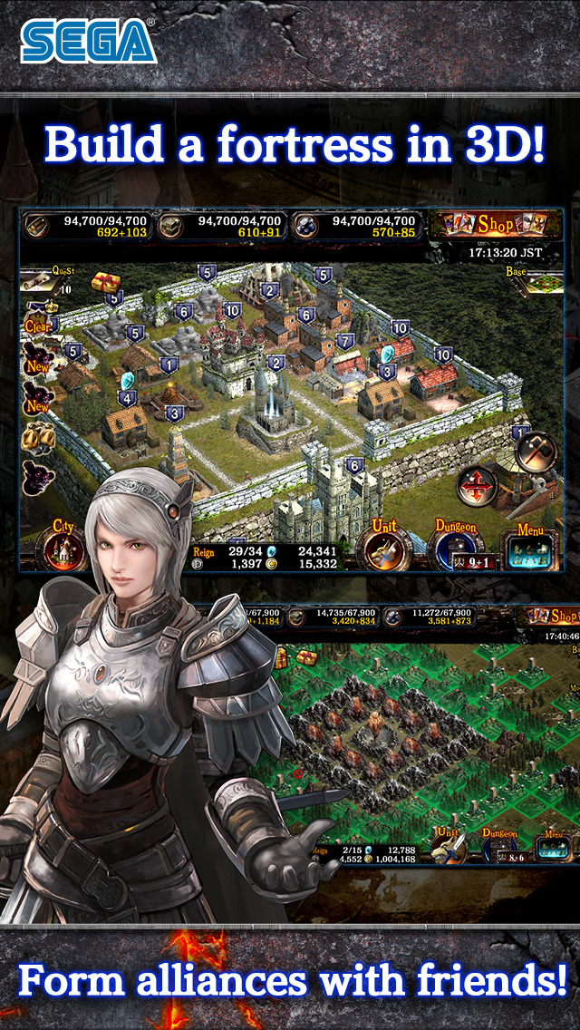Kingdom Conquest II screenshot 3