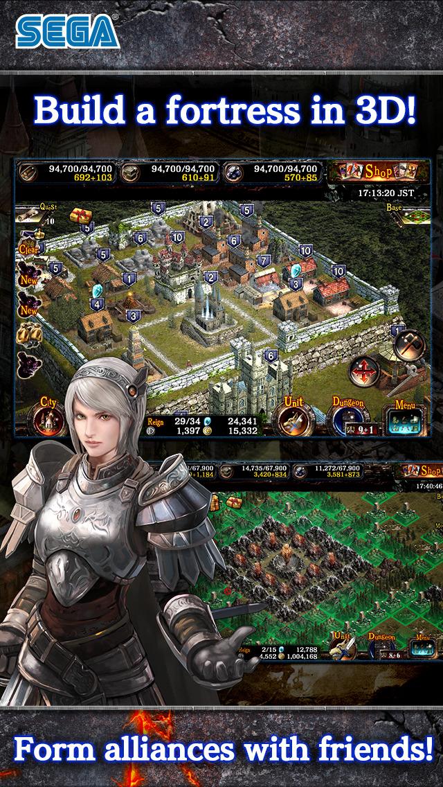 Kingdom Conquest II screenshot #3