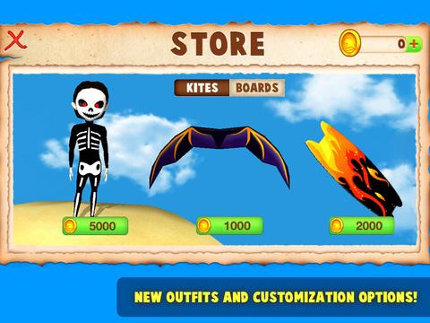 Kite Surfer screenshot 10