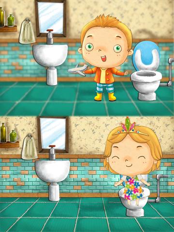Toilet Potty Training screenshot 7