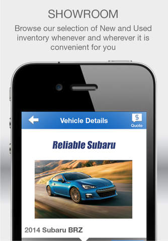 Reliable Subaru - náhled