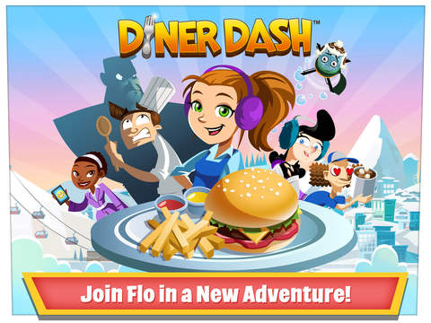 Diner Dash screenshot 6