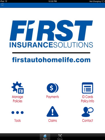 First Insurance Solutions HD - náhled