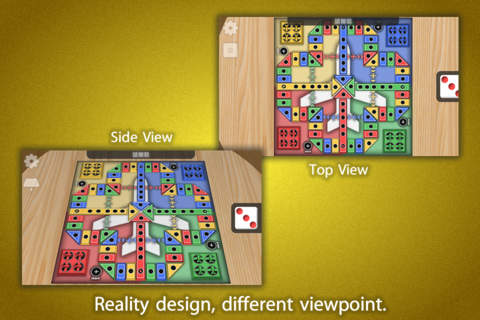 Flying Chess 3D - náhled