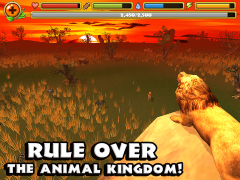 Safari Simulator: Lion screenshot 6