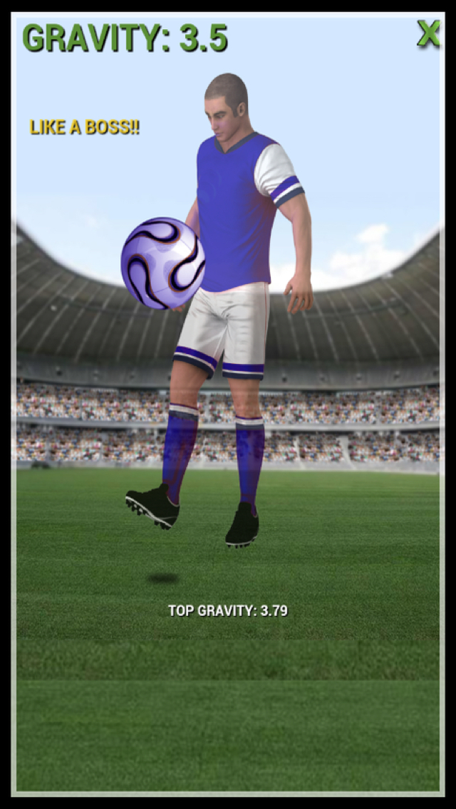 Real Soccer Training 2015 Pro screenshot 3