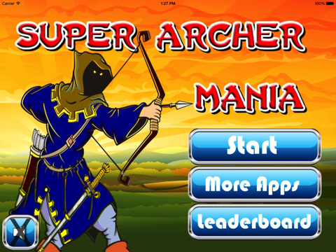 Super Archer Mania HD screenshot 10