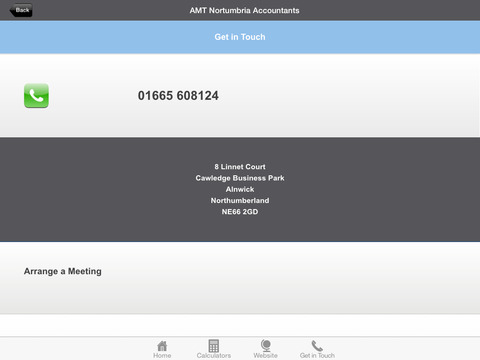AMT Northumbria Accountants screenshot #4