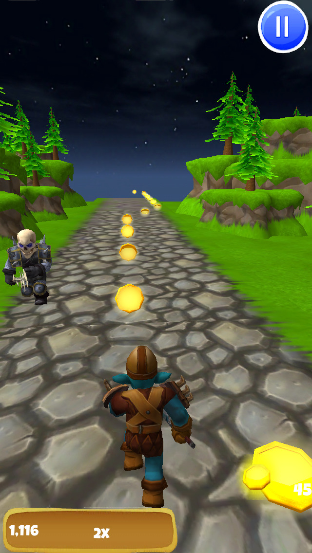 Adventures of the Goblin King - Free Edition screenshot 2