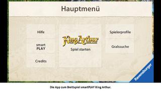 King Arthur smartPLAY - Die Begleit-App zum neuen Brettspiel screenshot 2