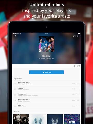 Deezer: Music & Podcast Player screenshot 8