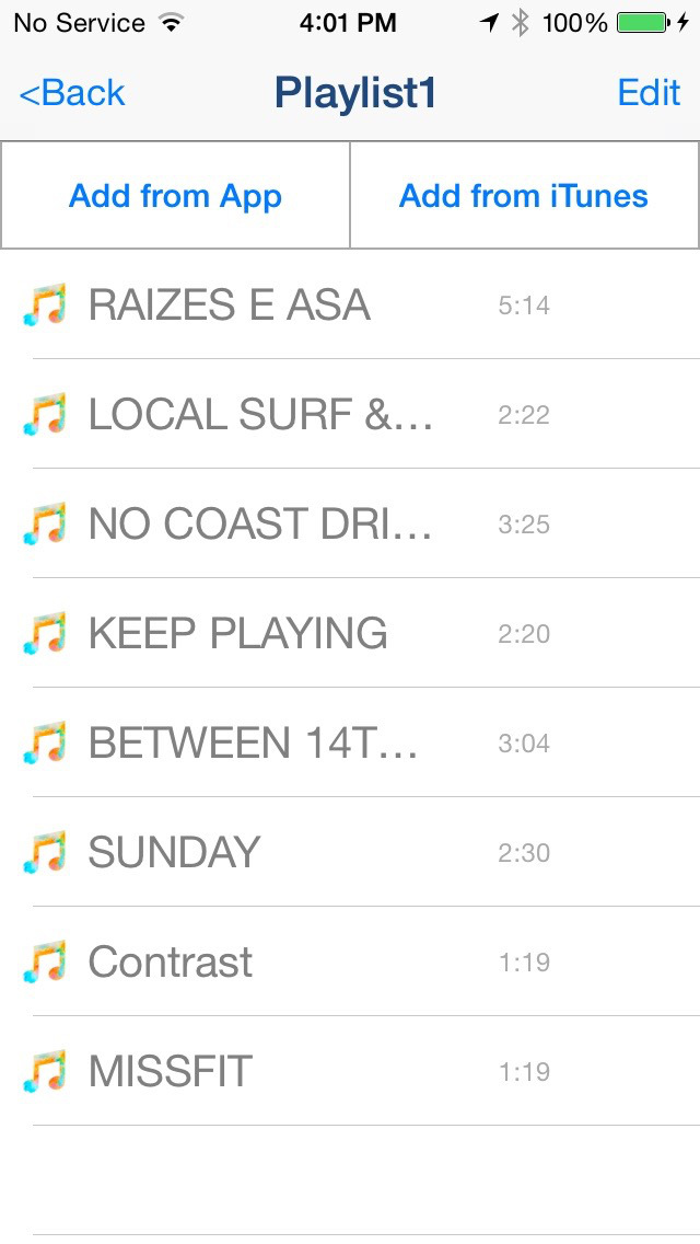 Video 2 Music  Audio Converter screenshot 3