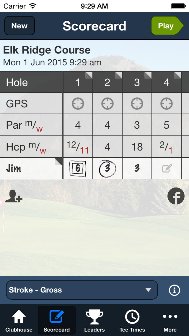 Elk Ridge Golf Course screenshot 3