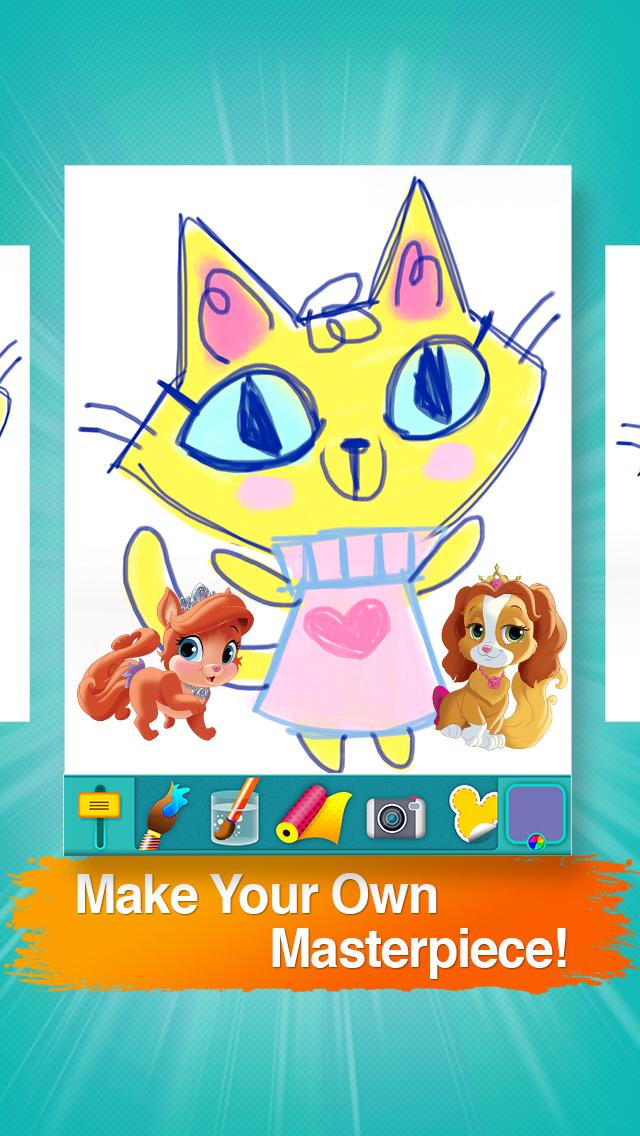 Disney Creativity Studio 2 screenshot 5