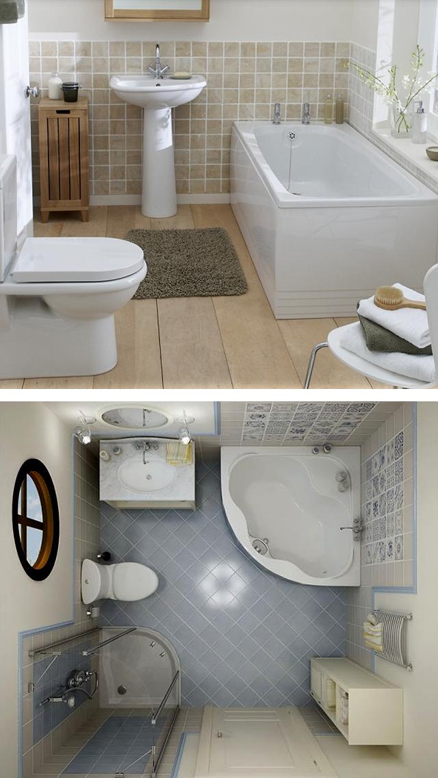 Bathroom Designs Catalog - Interior decor Ideas screenshot 4