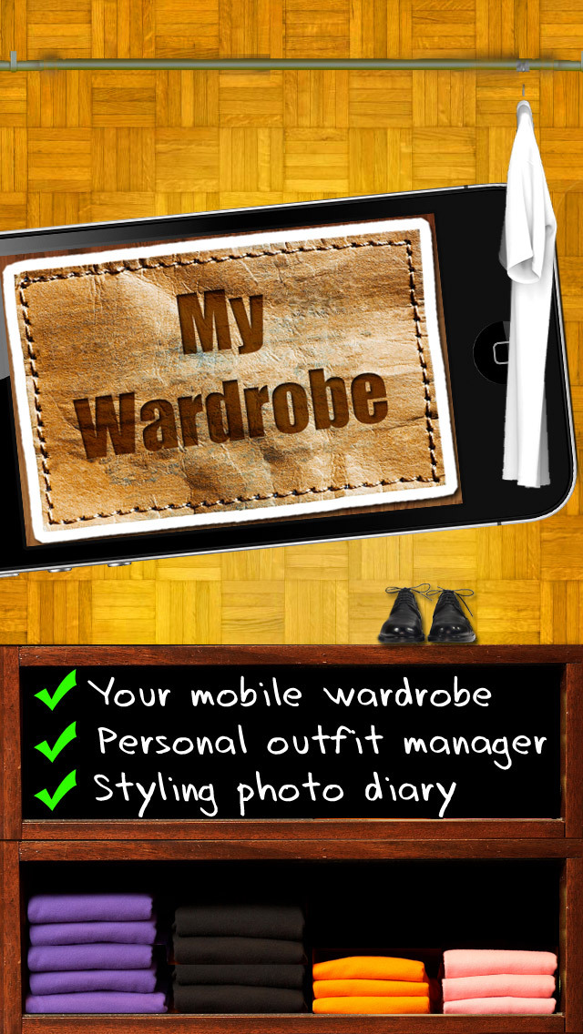 My Wardrobe - Your Clothes screenshot 1