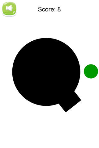 Dot jumper - Tap to make the dot jump - náhled
