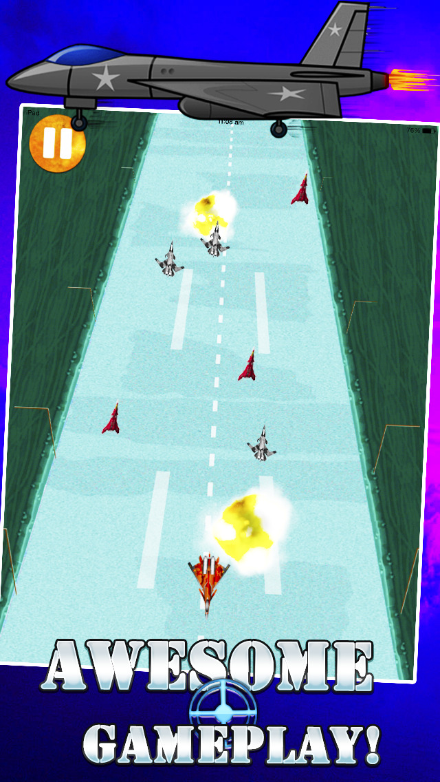 Ace Jet Race Pro screenshot 3