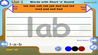 Phonics Writing And Spellings Lite screenshot 3