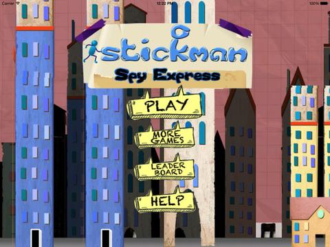 Stickman Spy Express PRO screenshot 10