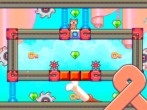 Silly Sausage in Meat Land screenshot 8