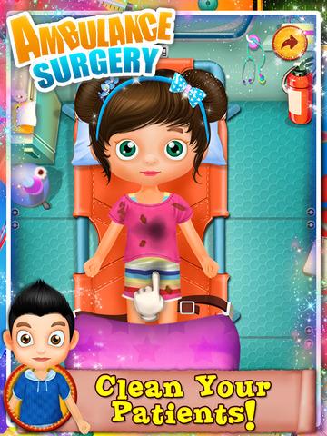 Ambulance Surgery screenshot 8