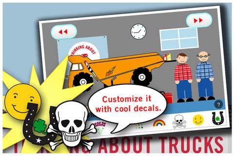 Thinking About Trucks - náhled
