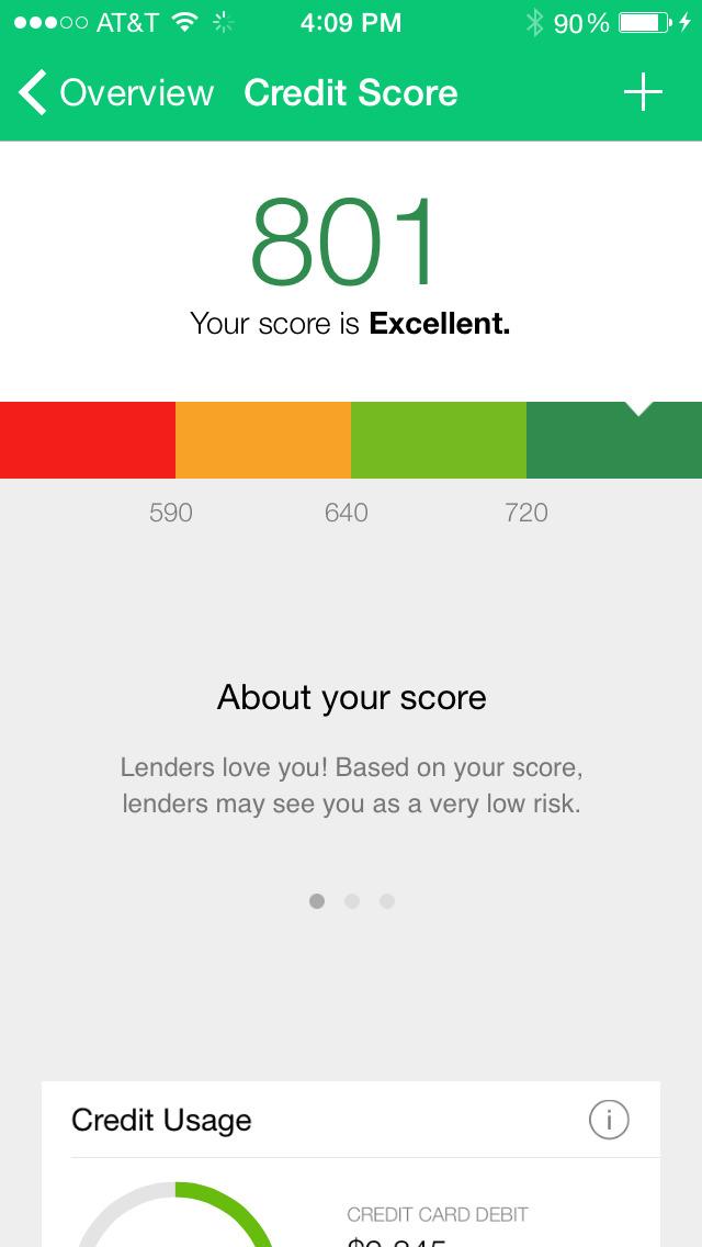 Mint: Personal Finance & Money screenshot 5