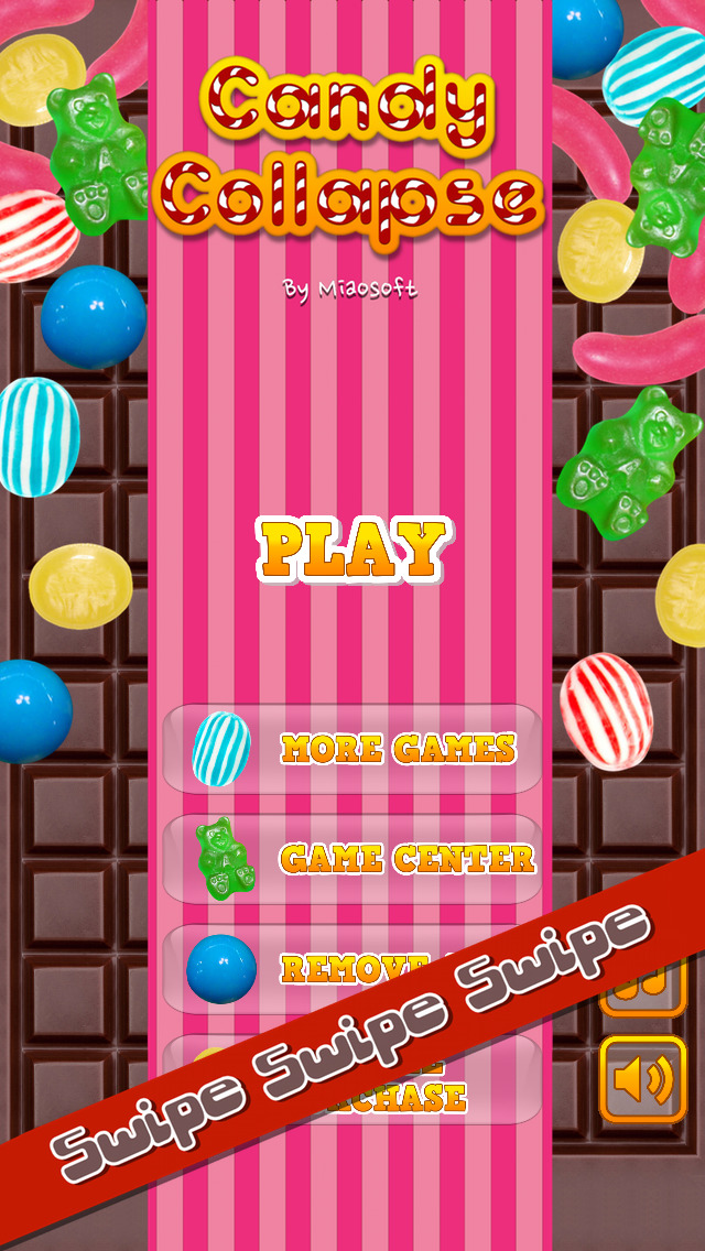 Candy Collapse screenshot 1