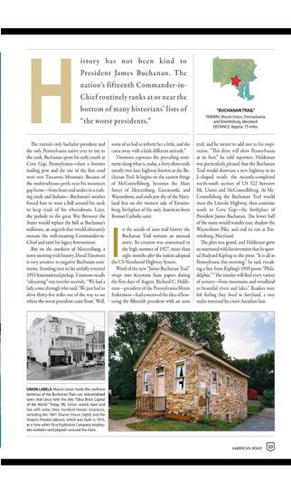 American Road Magazine screenshot 2