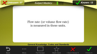 Mechanical Engineering in a Flash: Rapid Review of Key Topics for the Mechanical PE Exam screenshot 4