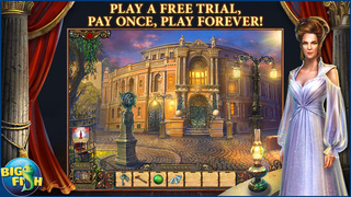 Maestro: Dark Talent - A Musical Hidden Object Game screenshot 1