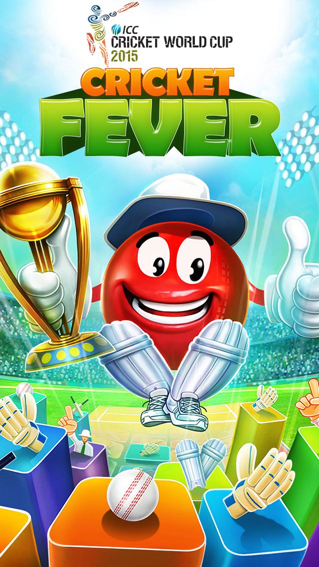 ICC Cricket World Cup 2015 Cricket Fever screenshot 1