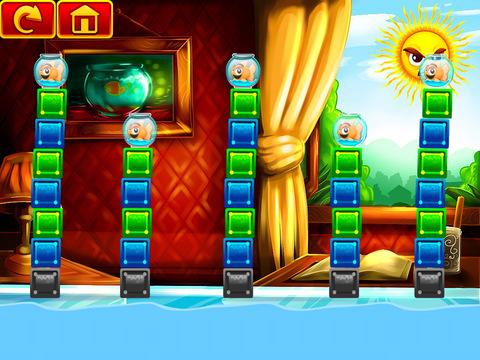 Fish Sun Water - A Physics Challenge screenshot 10