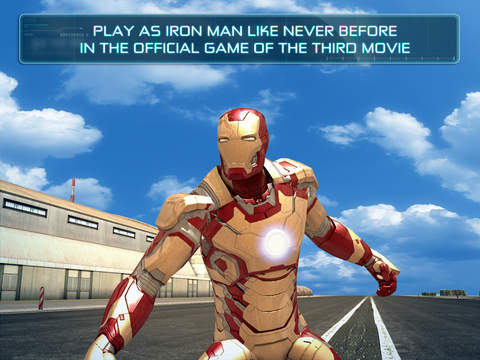 Iron Man 3 - The Official Game screenshot 6