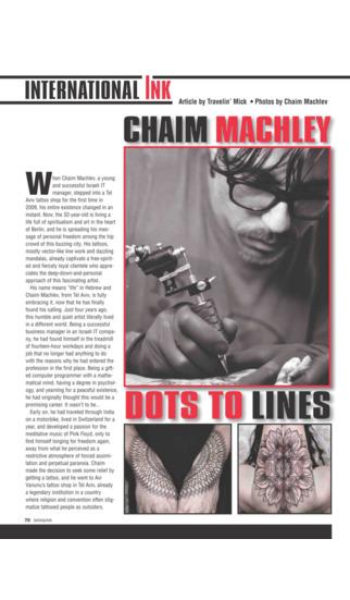 Freshly Inked Magazine screenshot 4