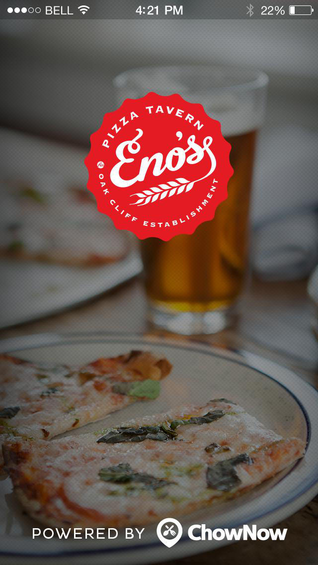 Eno's Pizza screenshot 1