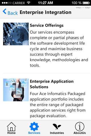 Four Ace Infomatics Limited - náhled