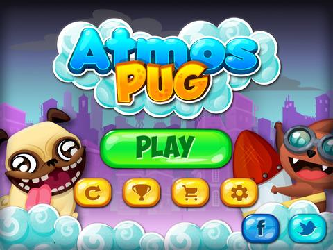 Atmospug, the Cloud Jumping Dog screenshot 10