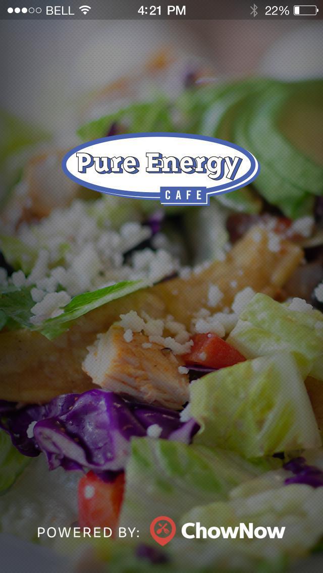 Pure Energy Cafe Howard Hughes screenshot 1