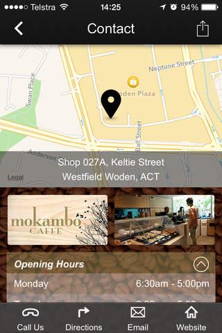 Mokambo Caffe - náhled