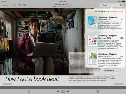 Sainsbury's Magazine screenshot 9