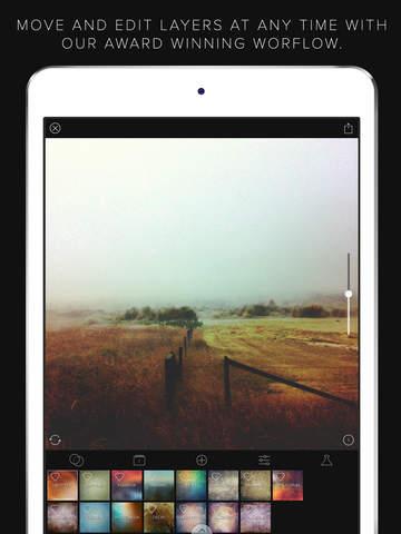 Mextures Photo Editor screenshot 6