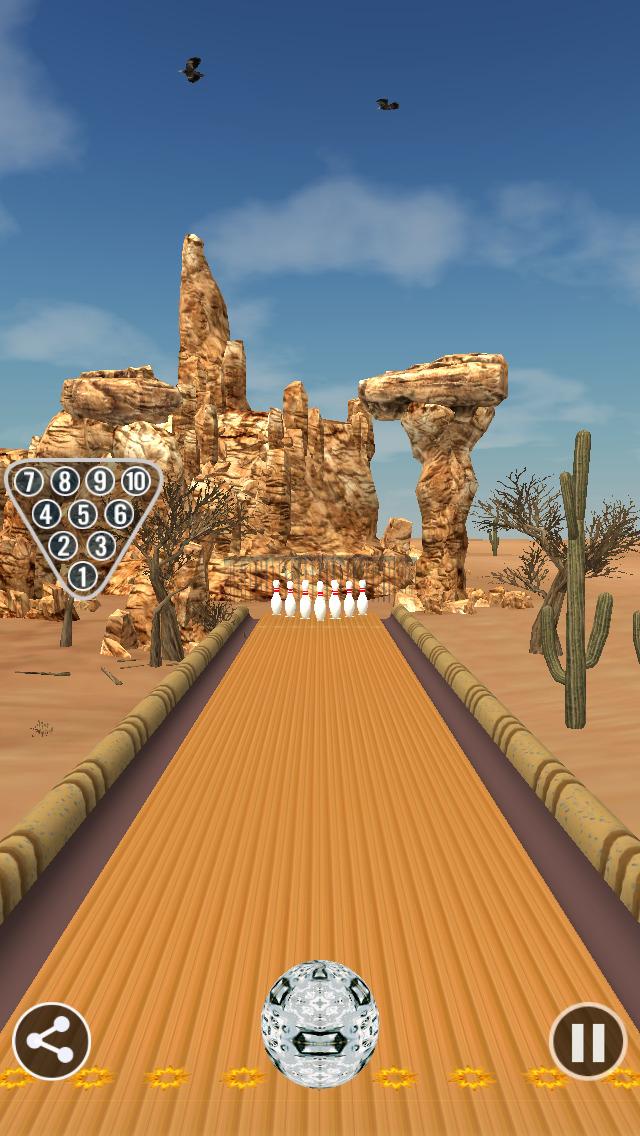Bowling Paradise 2 Pro FREE screenshot 4