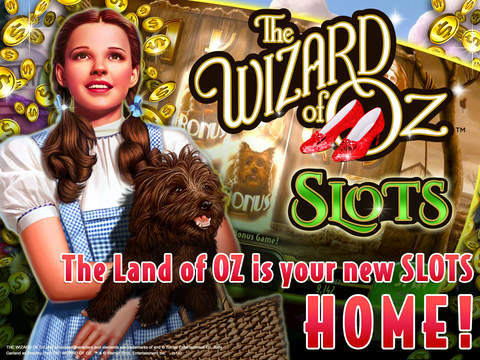Wizard of Oz: Casino Slots screenshot 6