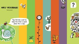 Noisy Neighbors by Ruth Green: Tate Read & Play screenshot 1