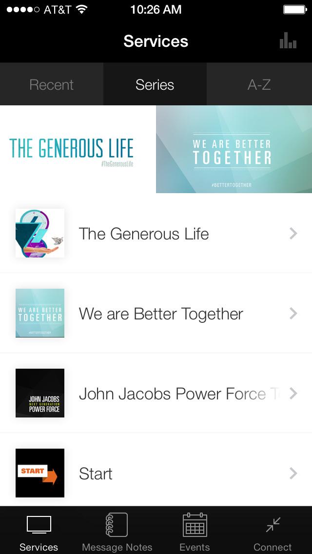 Believers Church screenshot 1