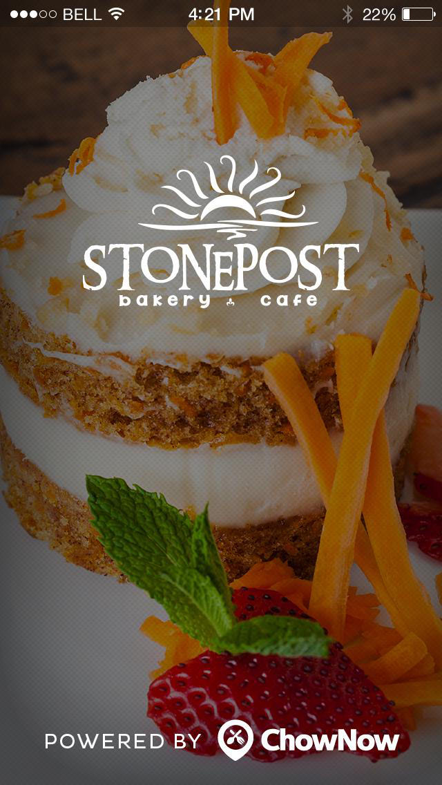 Stonepost Bakery and Cafe screenshot 1