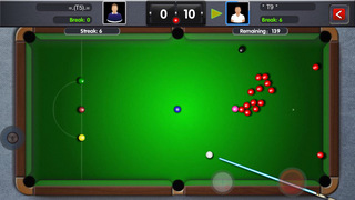 Snooker World screenshot 2