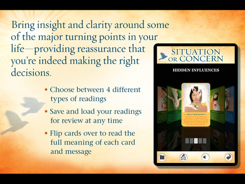Spirit Messages Daily Guidance Oracle Deck - John Holland screenshot 5